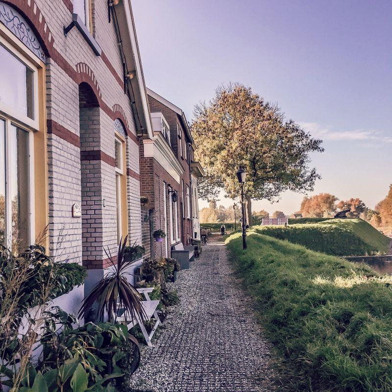 Rijkswal Woudrichem