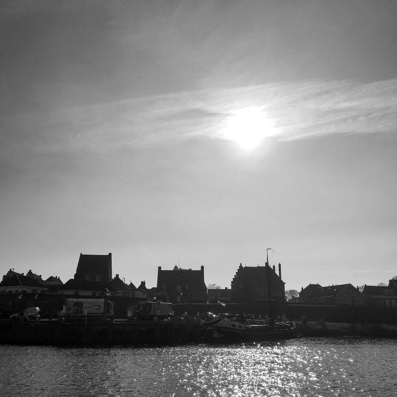 Woudrichem 'skyline'