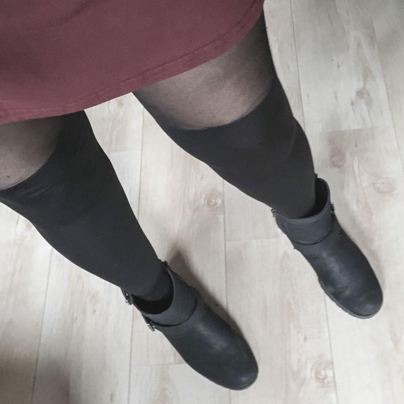 Nieuwe panty