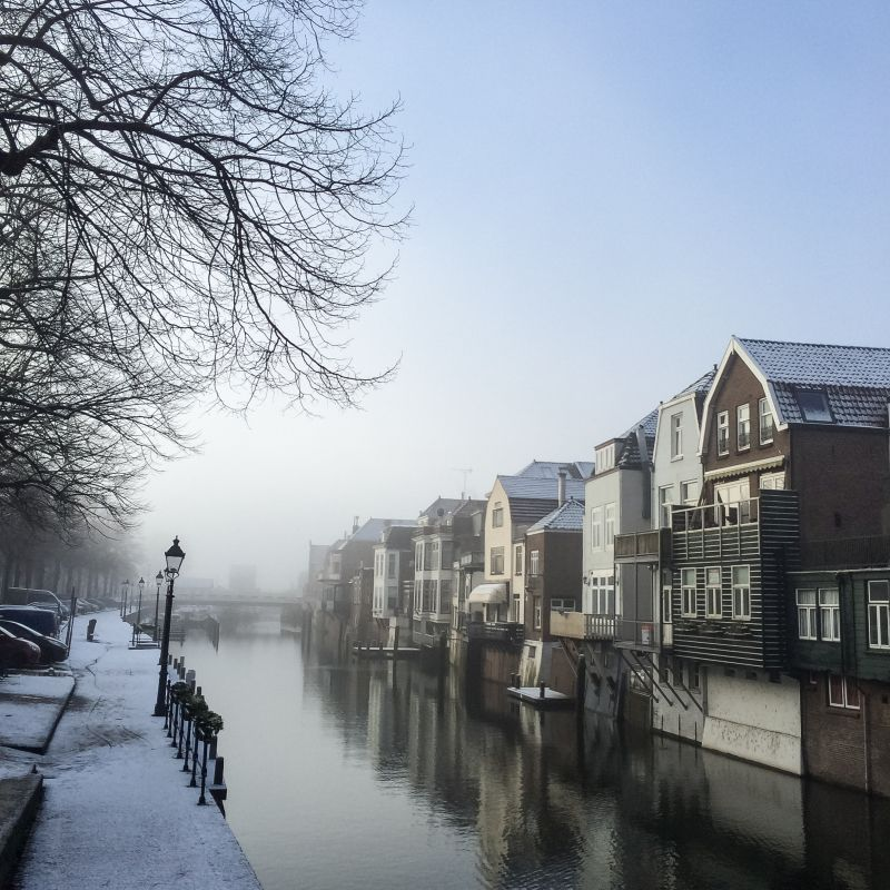 Winter in Gorinchem