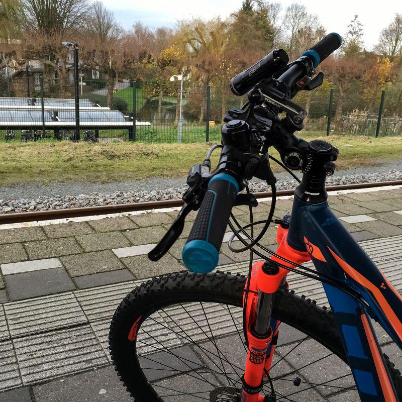 Met de fiets naar Arkel
