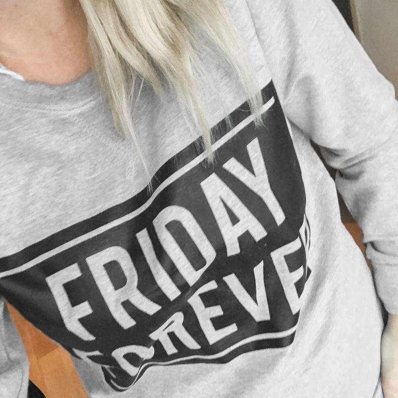 Toepasselijke sweater!