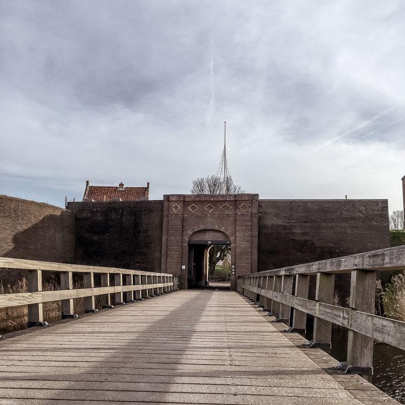 Ingang Slot Loevestein