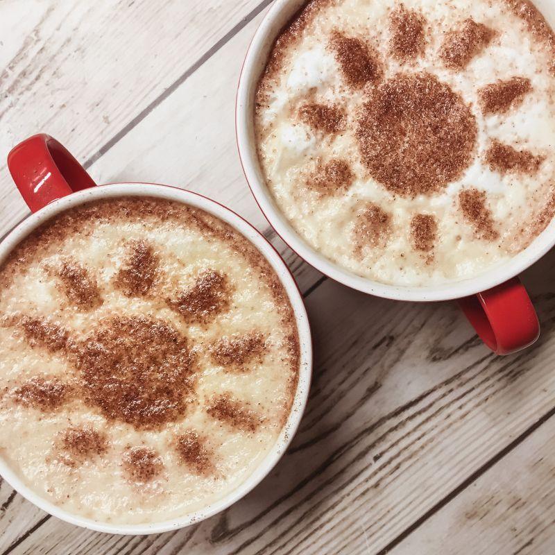 Zonnige koffie