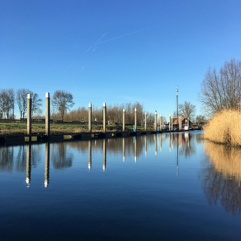 Reflecties in Woudrichem