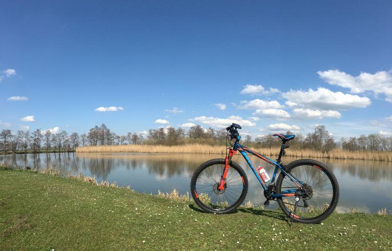 Mijn mooie fiets