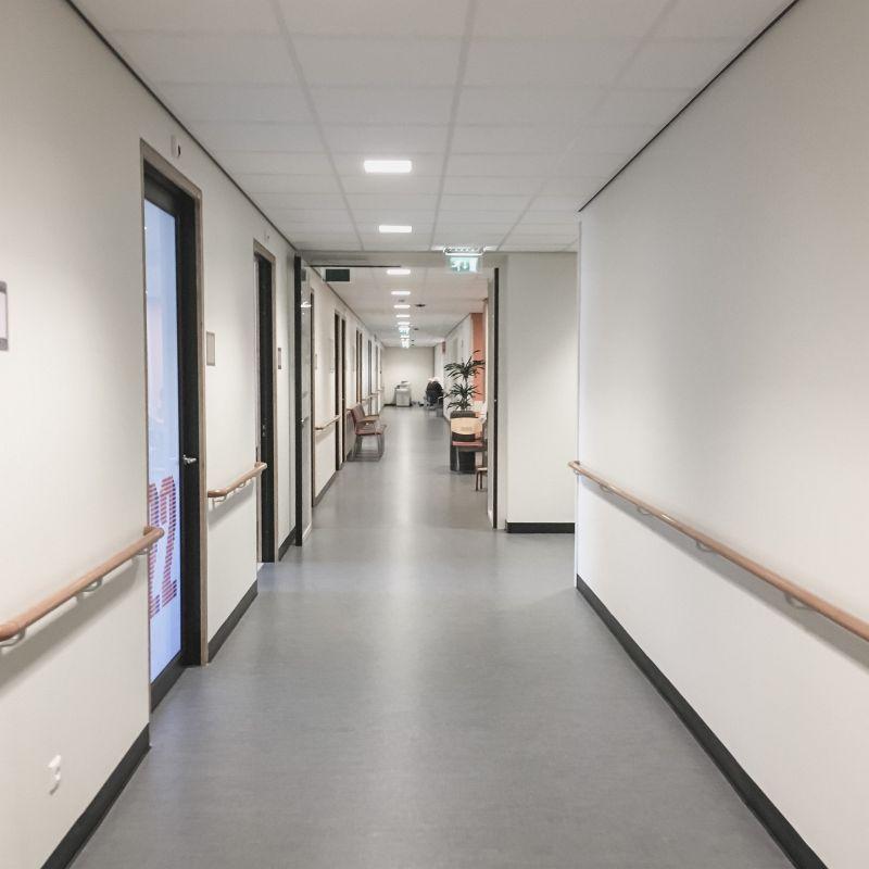 Ziekenhuisbezoek