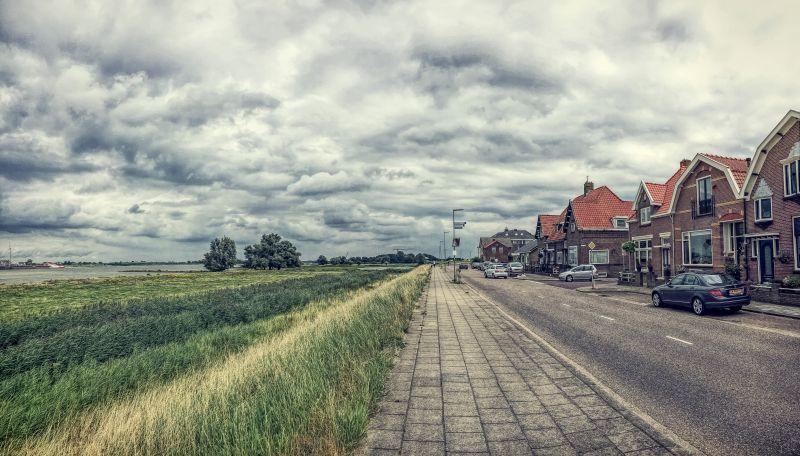 Bandijk Werkendam