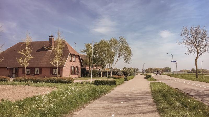 Boerderij in Oudendijk