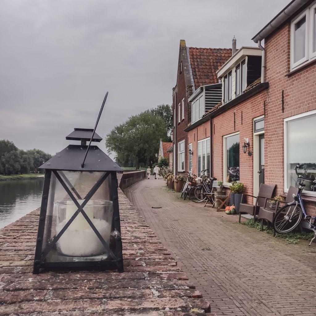 Lantaarn op de Rijkswal