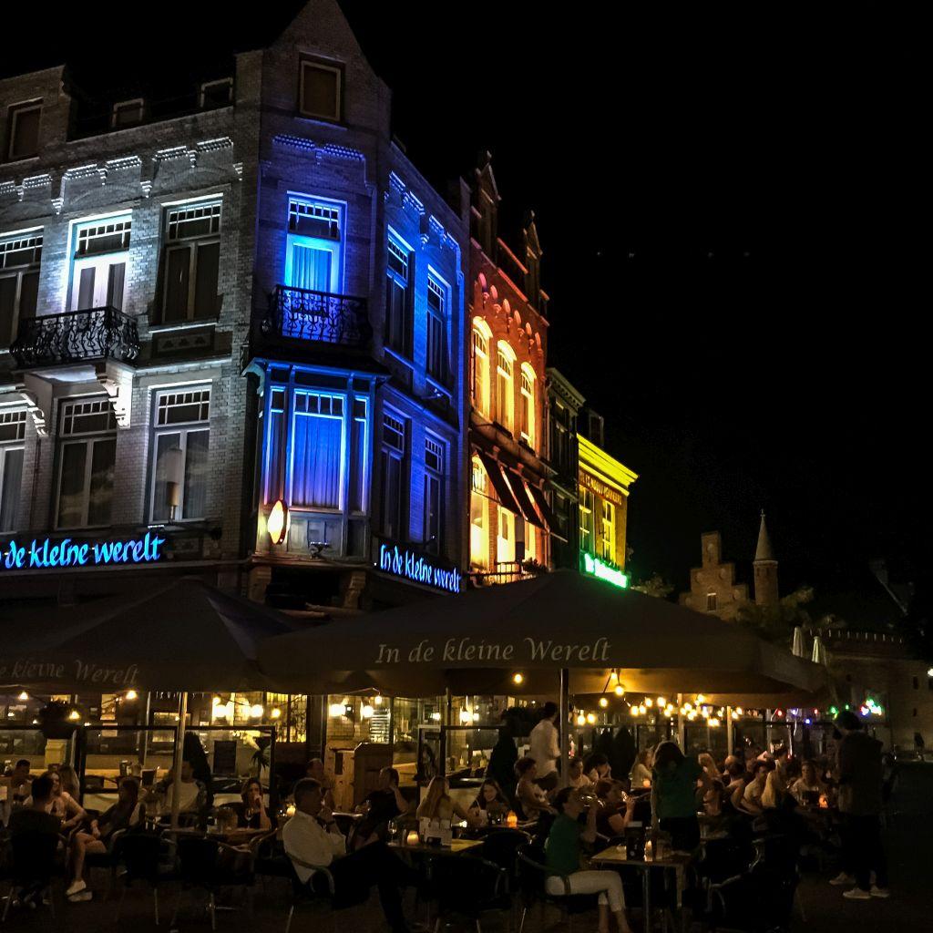 Avond in Den Bosch