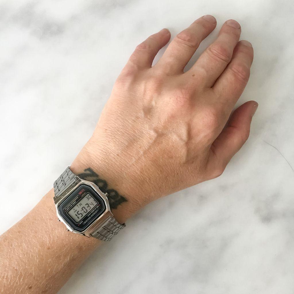 Retro horloge