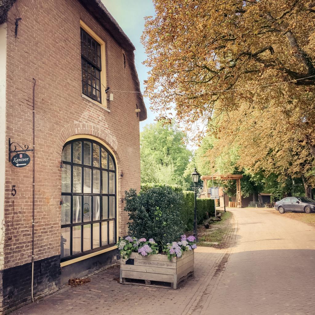Mooi huis op Landgoed Mariënwaerdt