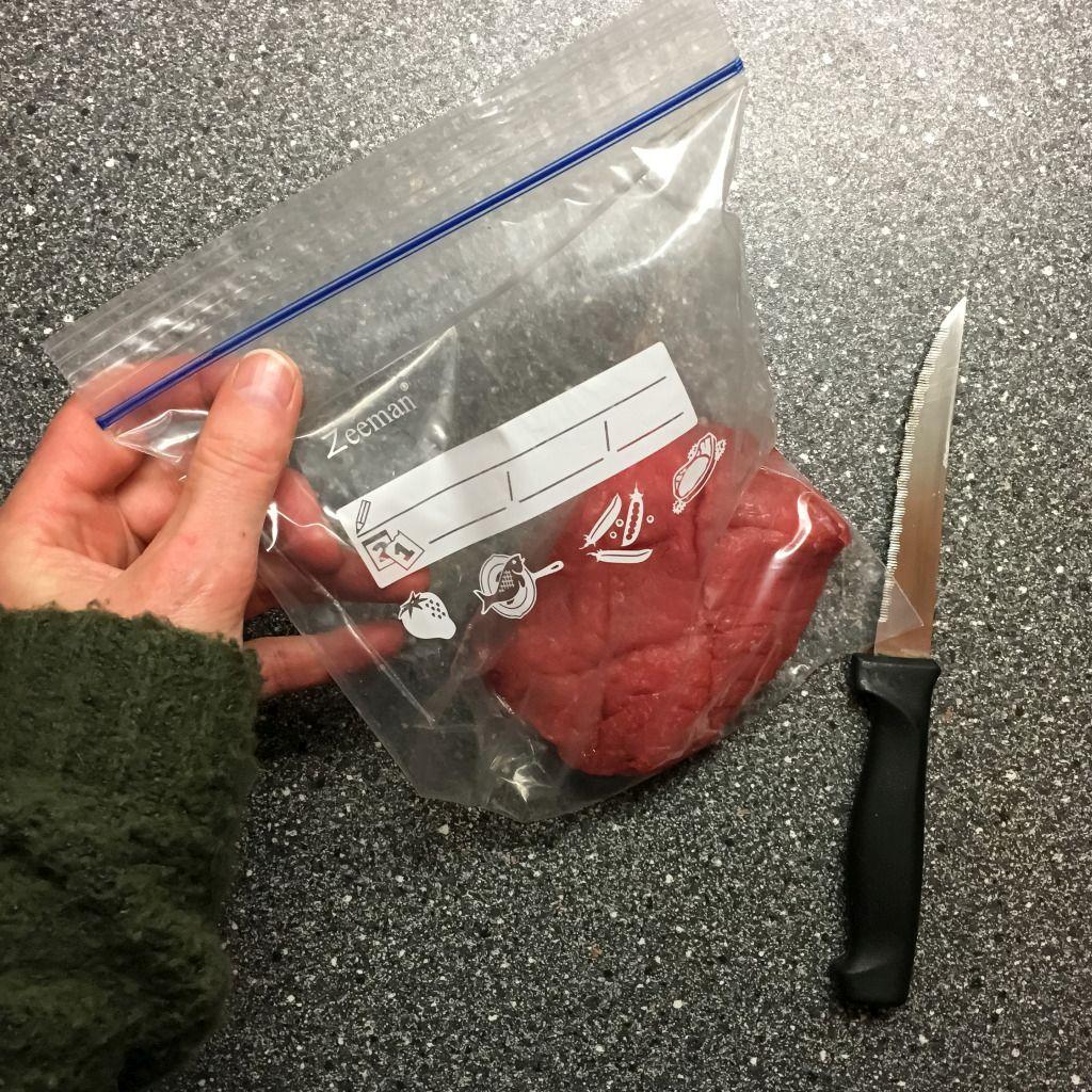 Tijd voor een biefstukje!