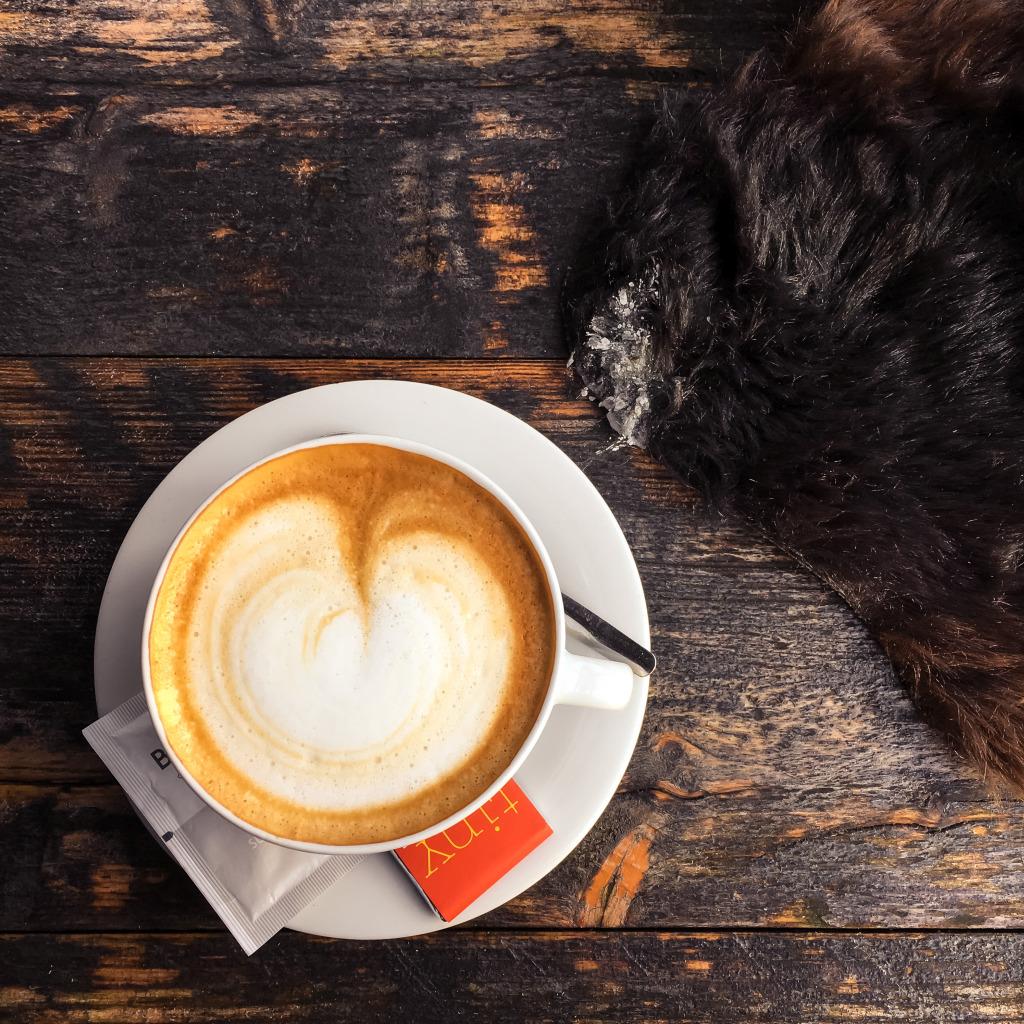 Lekker bakkie koffie!