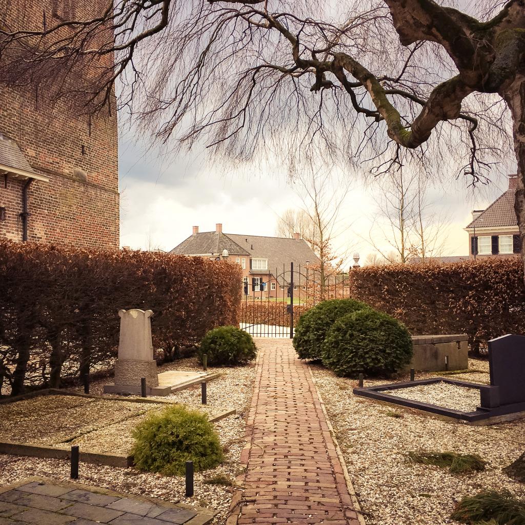 Begraafplaats Veen