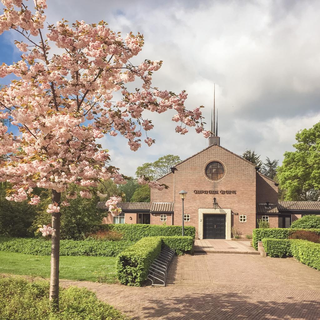 Kerkje in Gorinchem