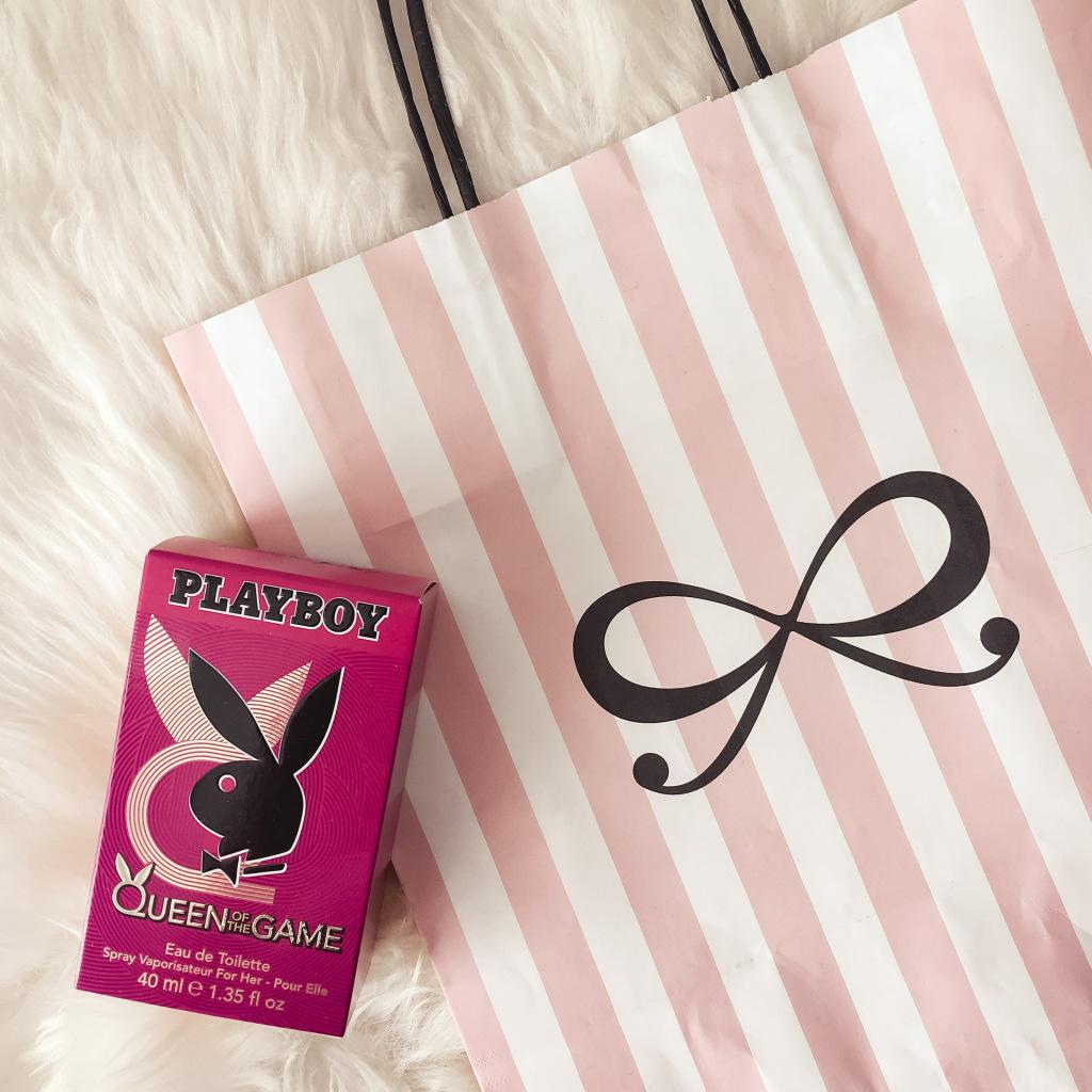 Nieuw Playboy geurtje