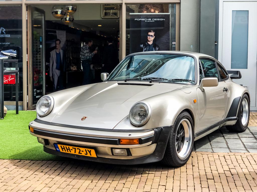 Mooie Porsche 911