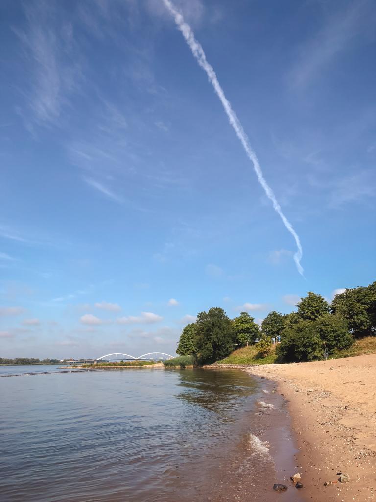 Strandje in Gorinchem