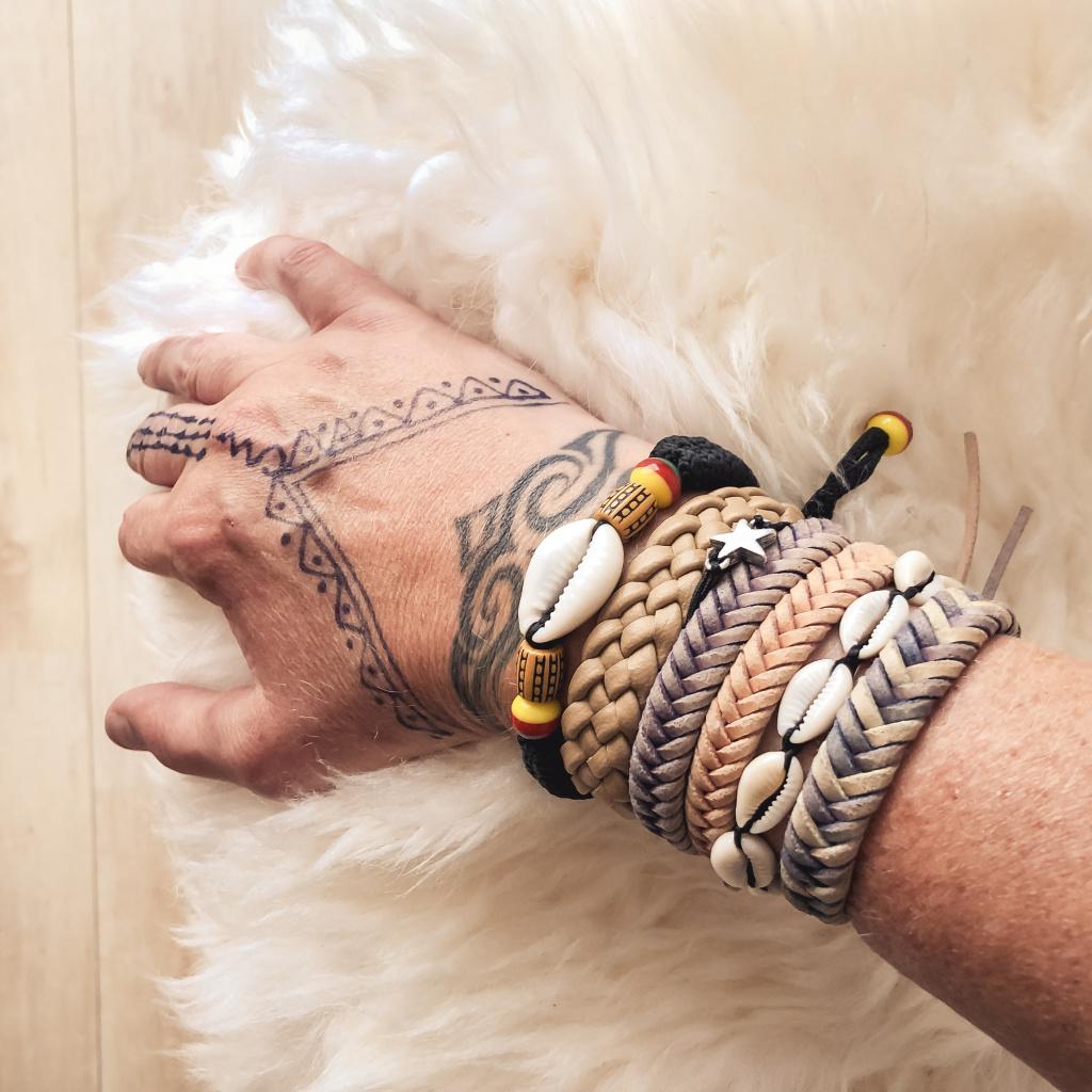 Arm candy en henna tattoo