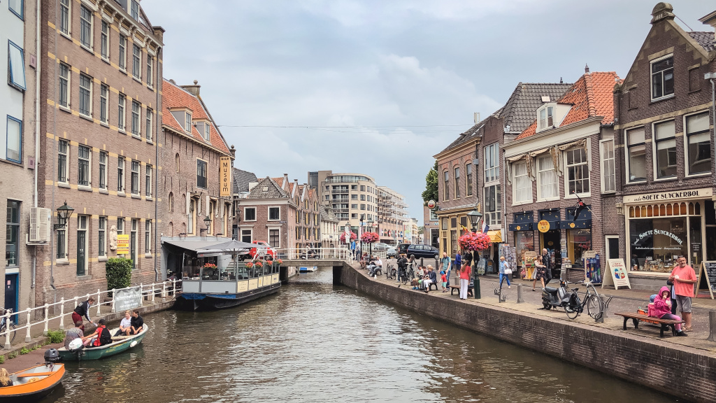 Rondvaart in Alkmaar