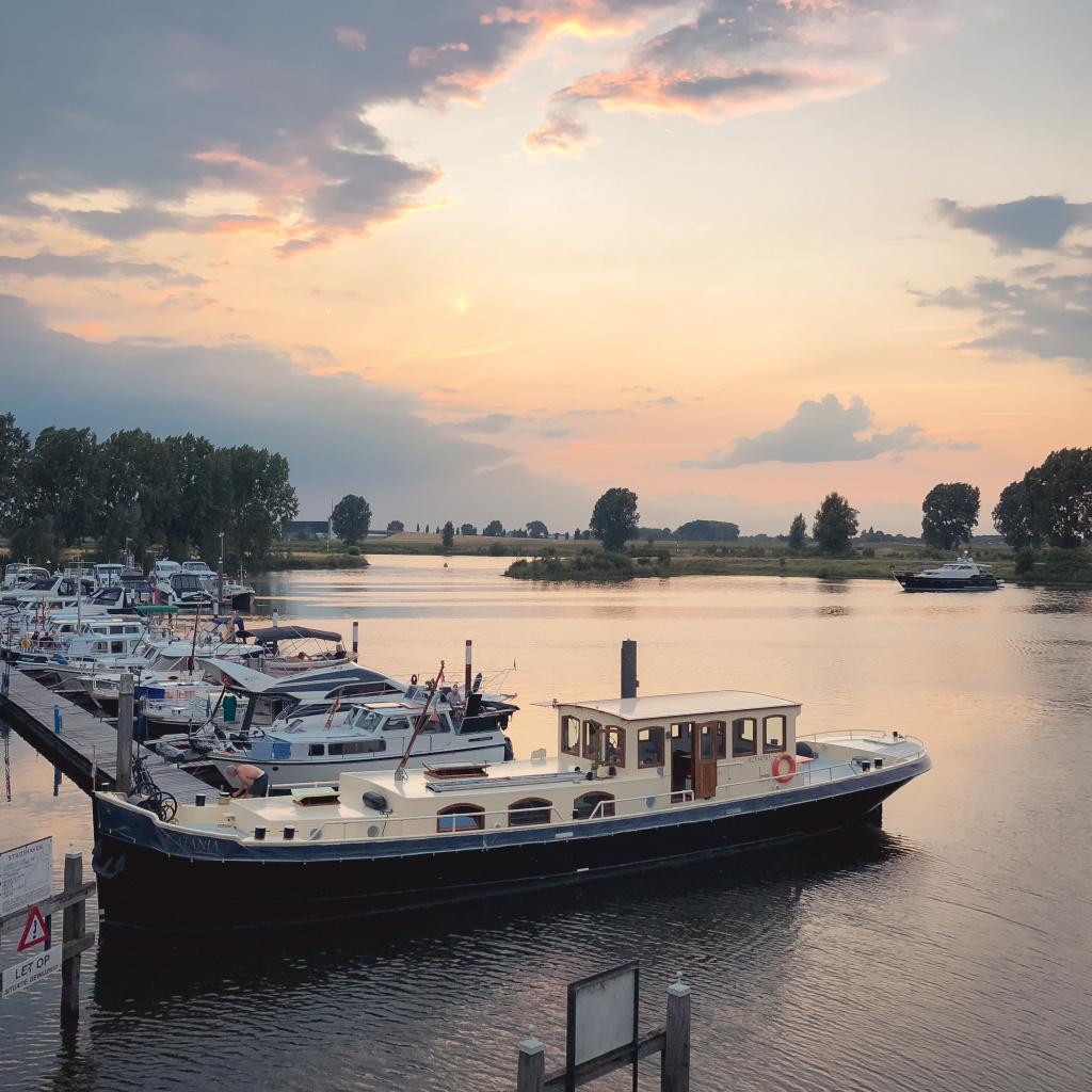 Jachthaven Heusden