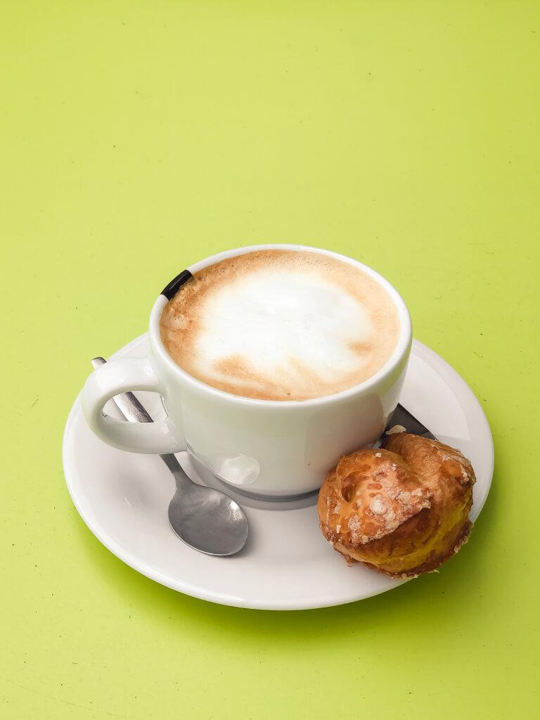 Koffie van DeliFrance