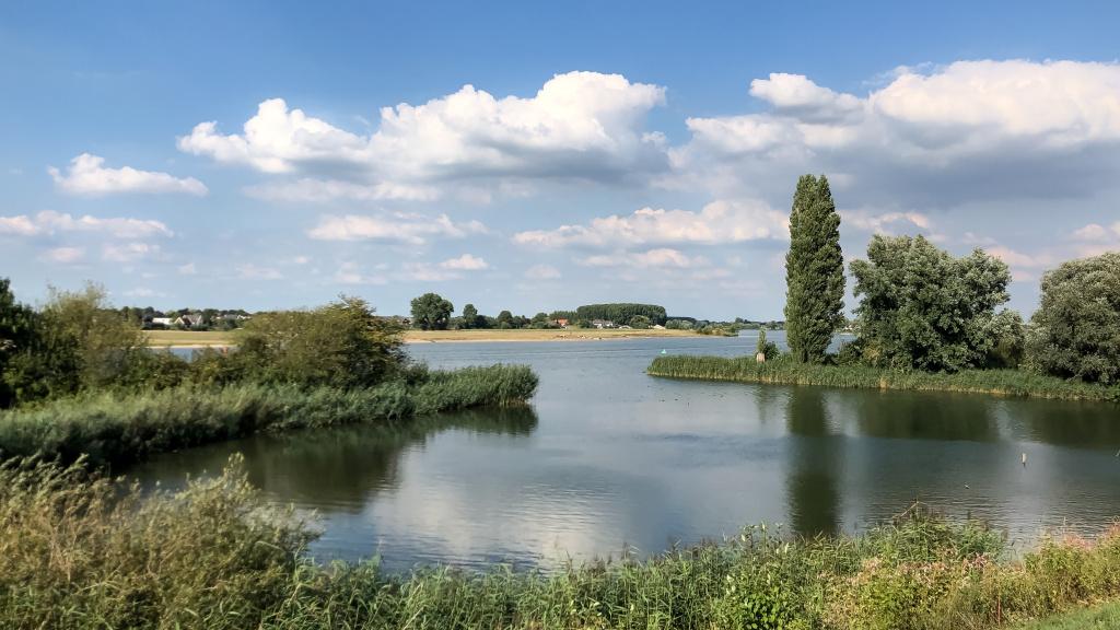 De Maas bij Andel