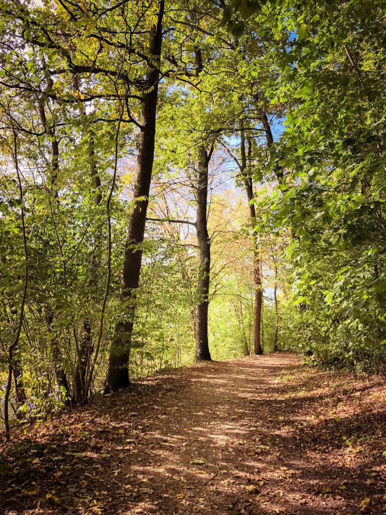Parkje in Zaltbommel