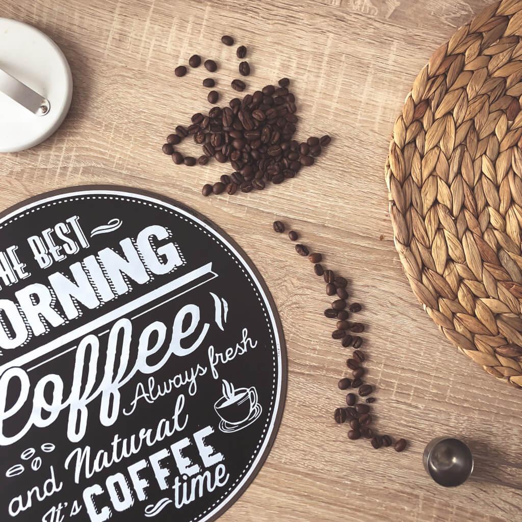 Koffie compositie