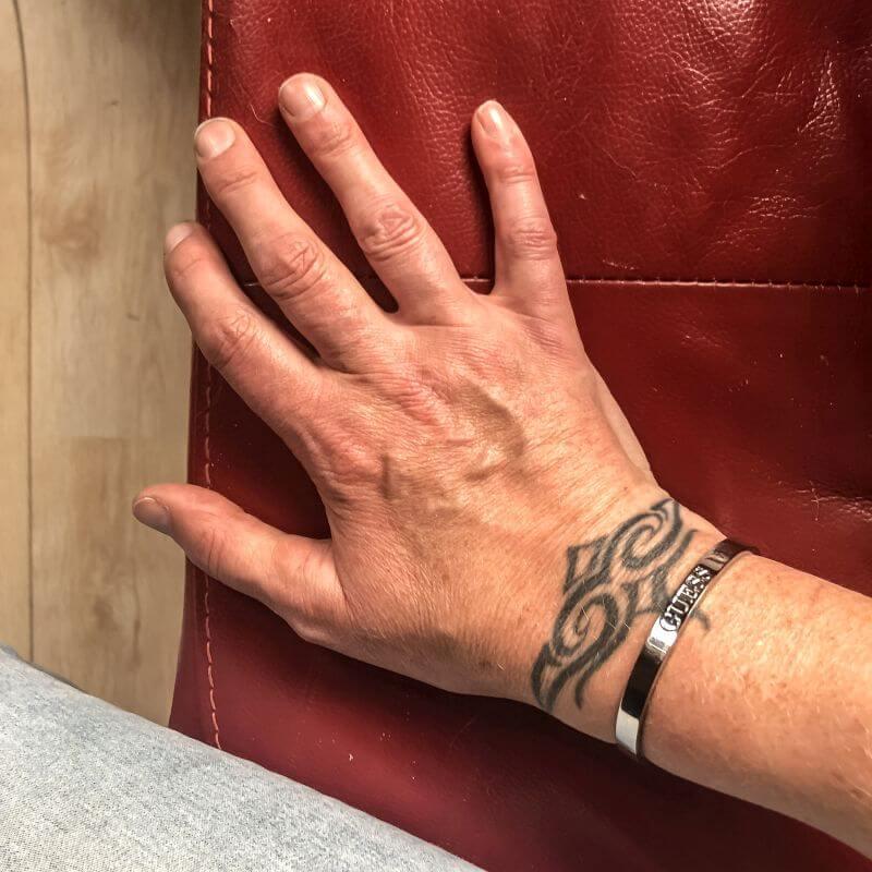 Nieuwe armband