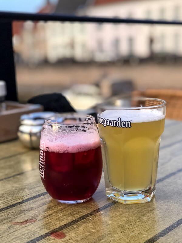 Biertje in Heusden