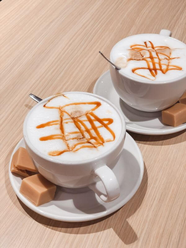 Gratis koffie