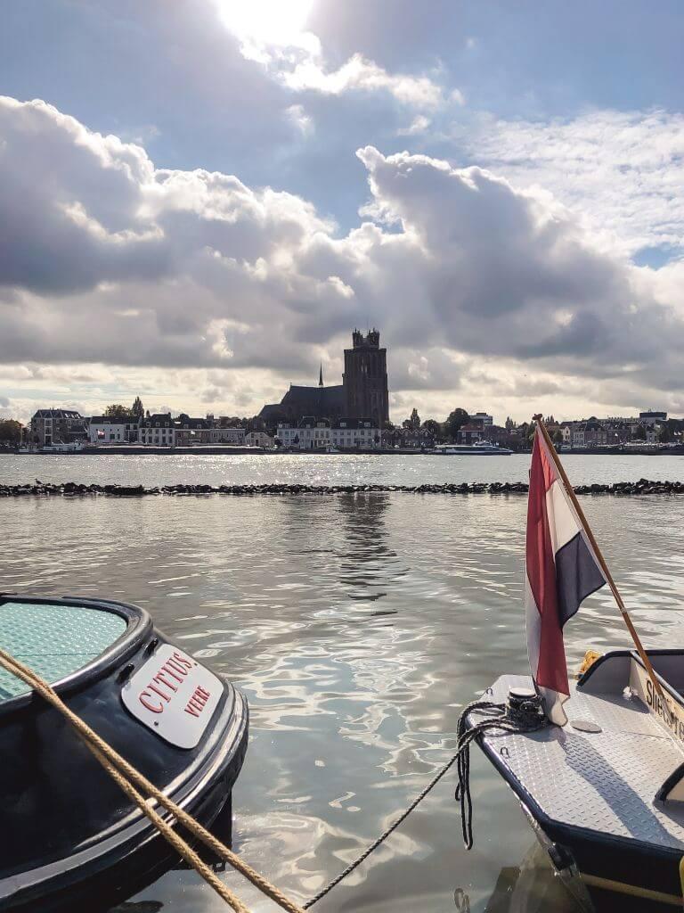 Dordrecht aan de overkant