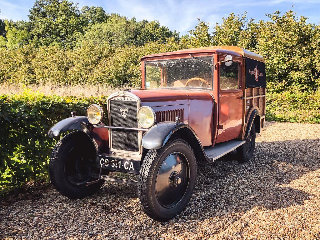 Peugeot 5 CV oldtimer