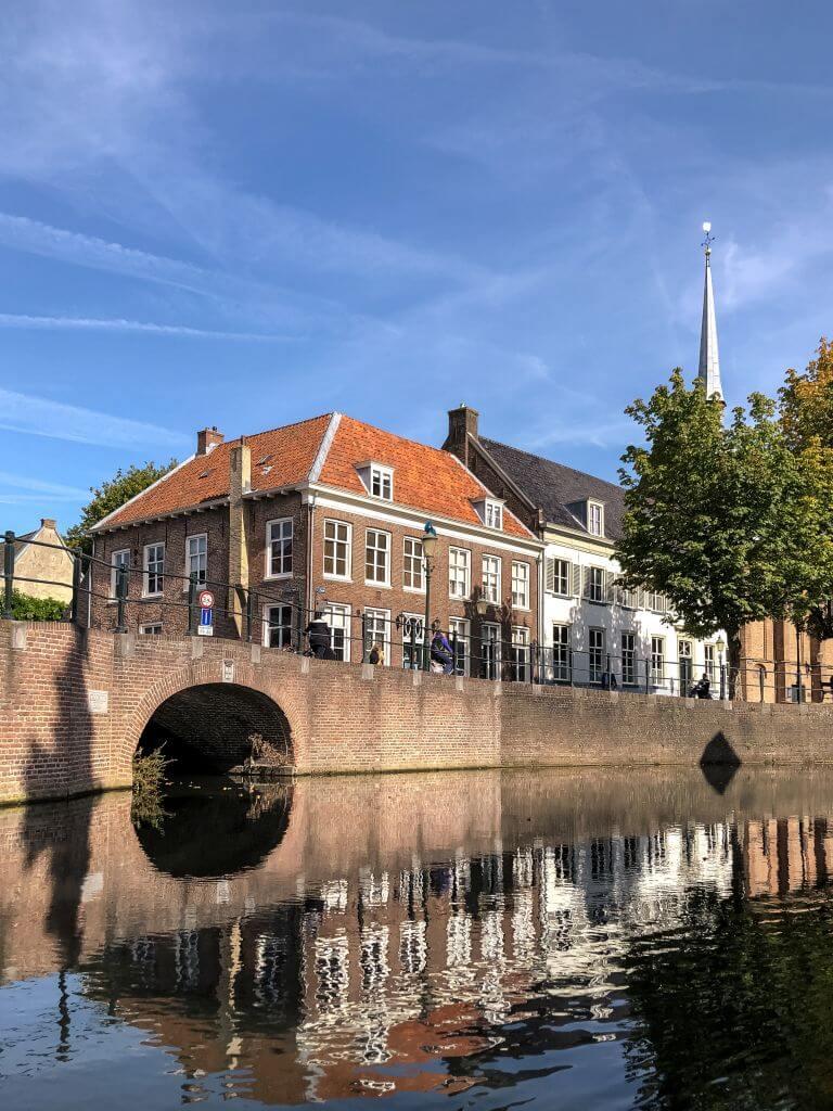 Reflecties in Amersfoort