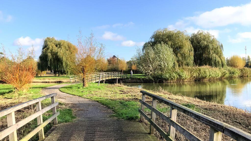 Park, Gorinchem Oost