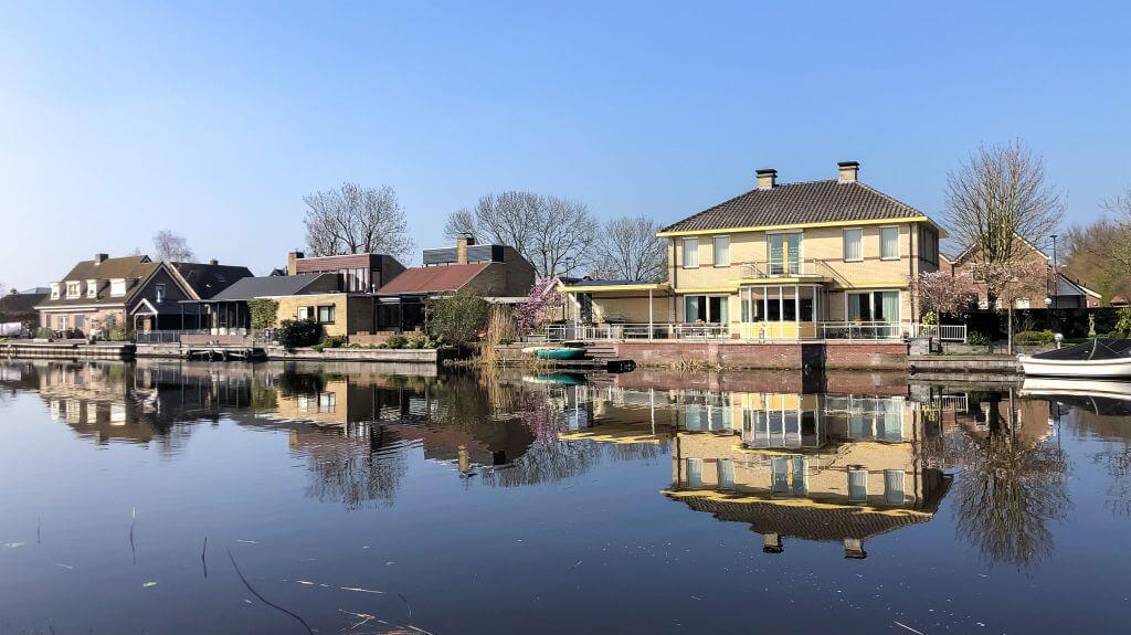 Reflecties in Giessenburg