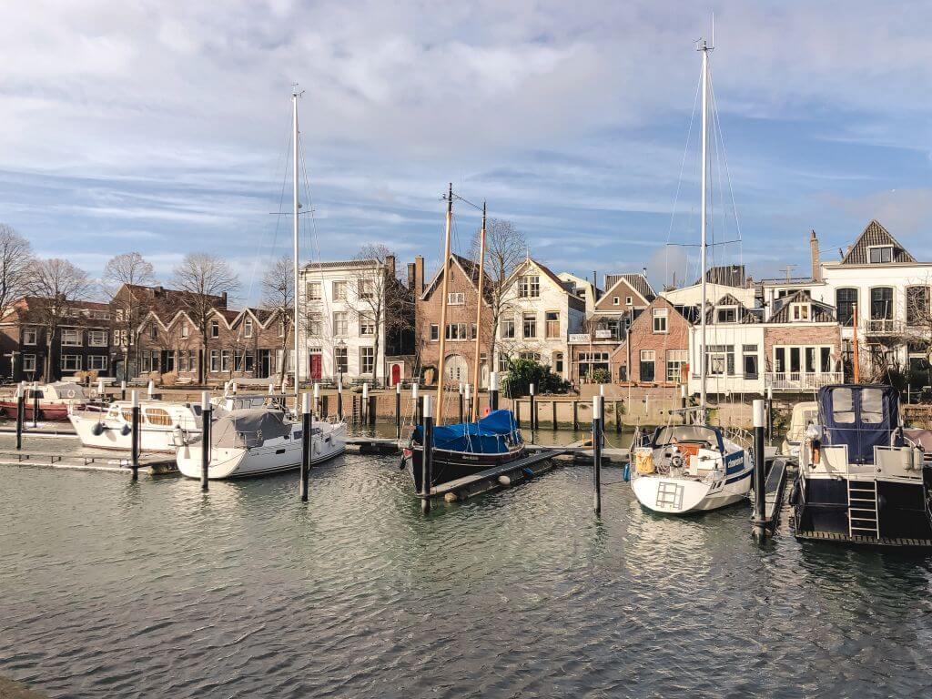 Maartensgat in Dordrecht