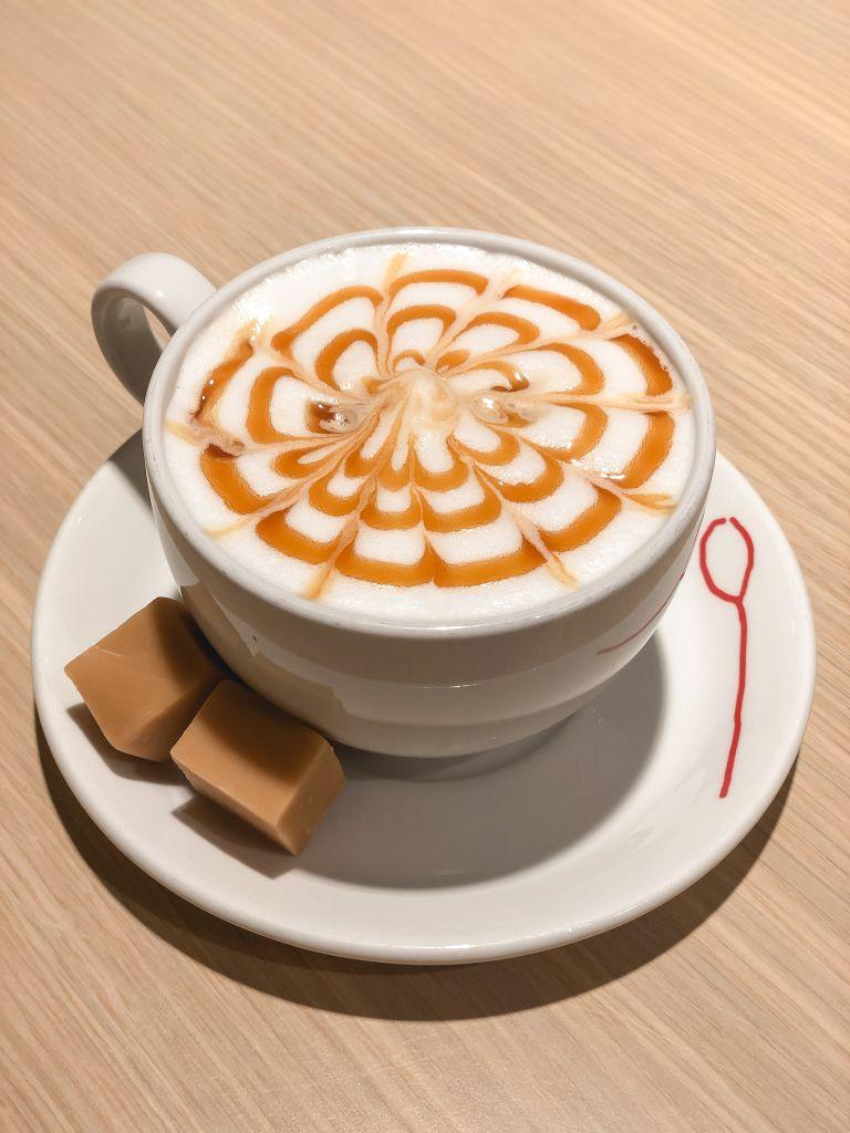 Knappe koffie
