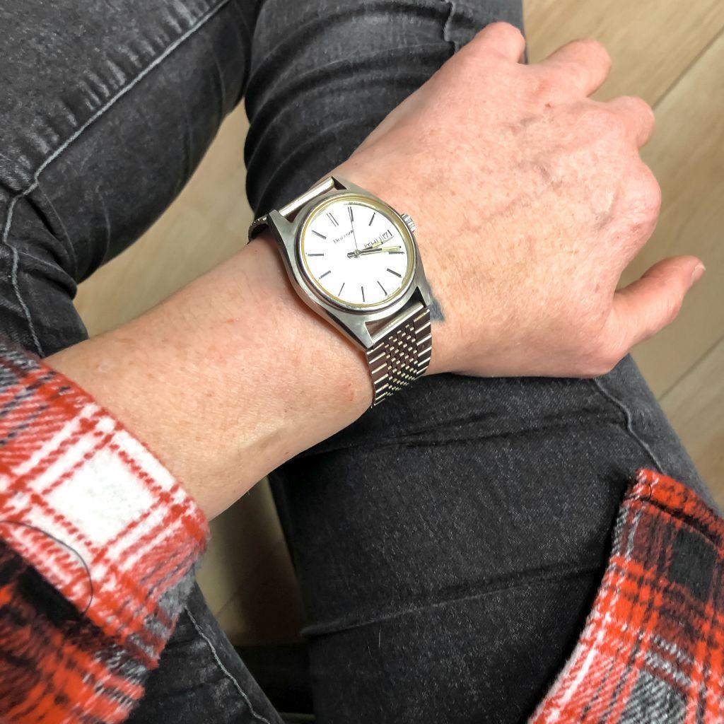 Horloge van opa