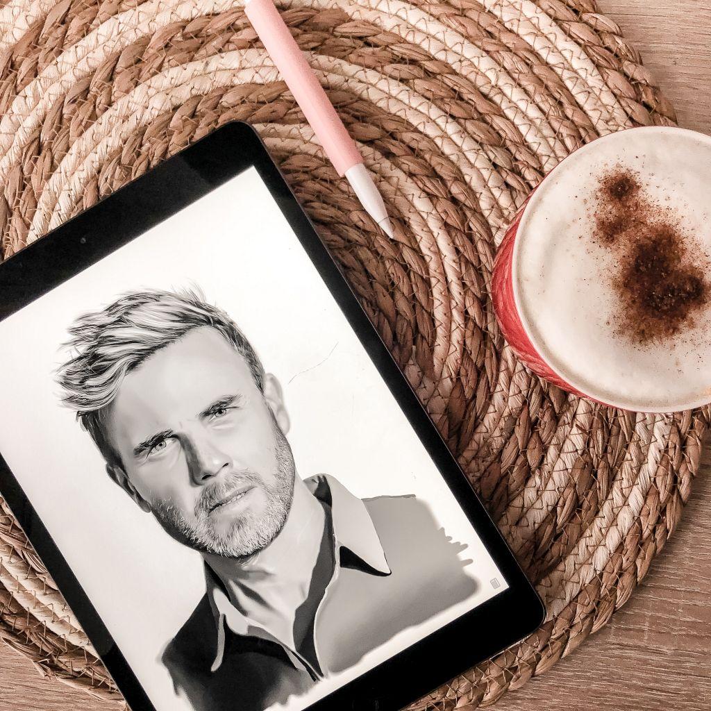 Gary & Coffee <3