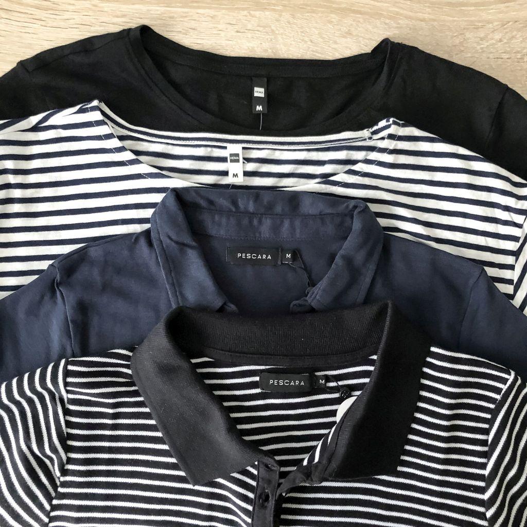 Nog drie nieuwe shirts