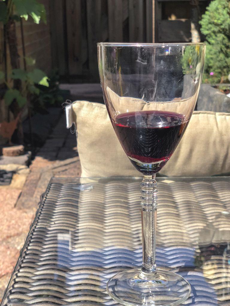 Aan de wijn in Andel