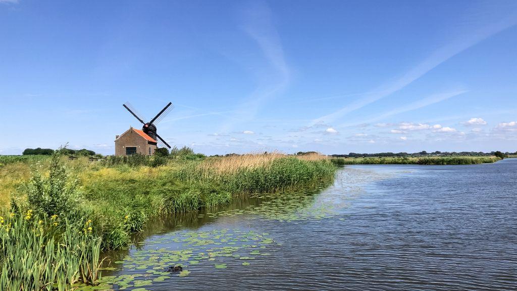 Typisch Hollands plaatje
