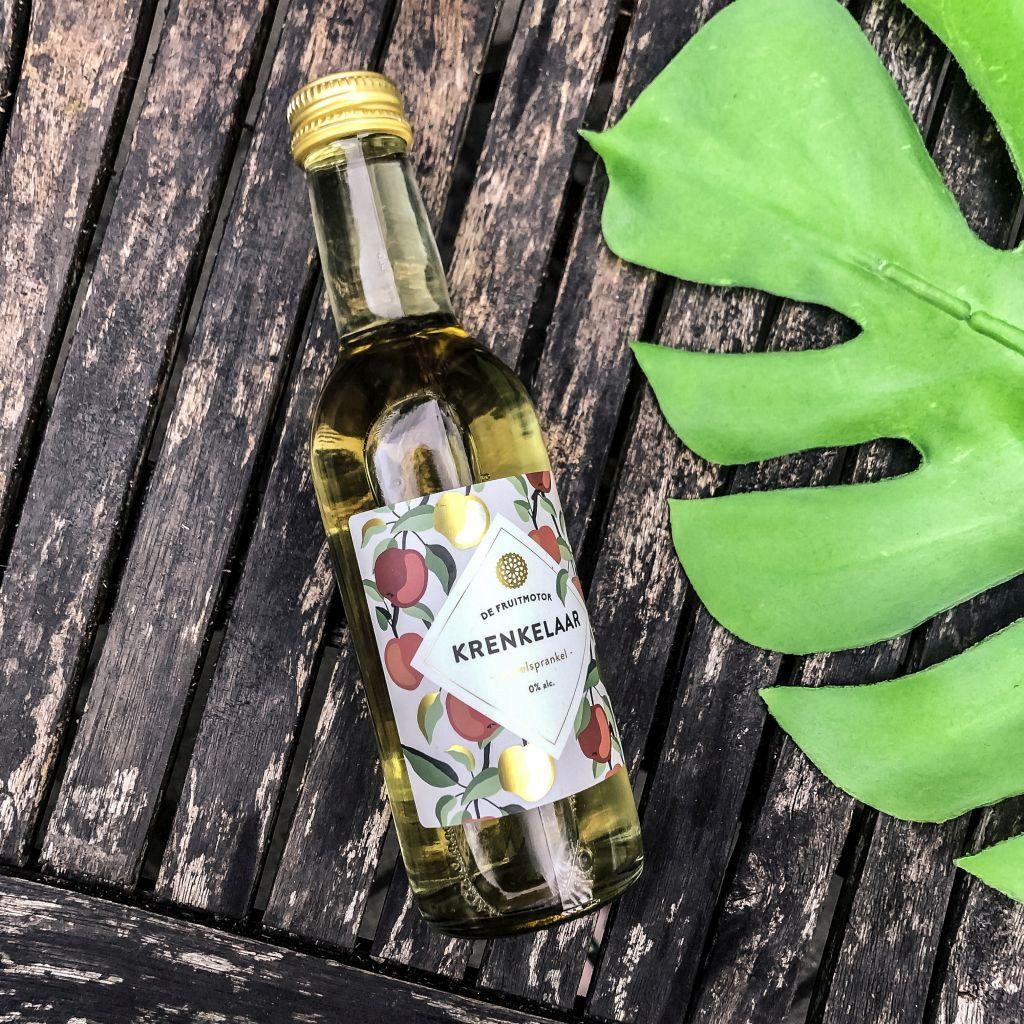 Alcoholvrije appelcider