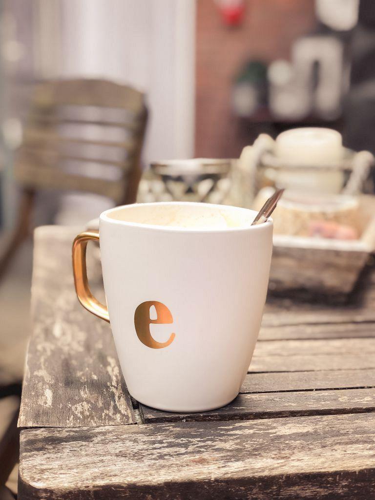 Koffie in het zonnetje