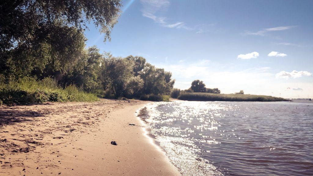 Strand in Woudrichem