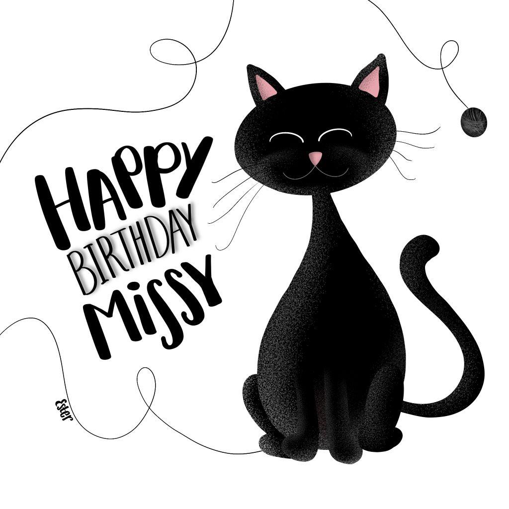 Happy Birthday Missy